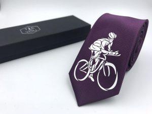 Cyclist Tie