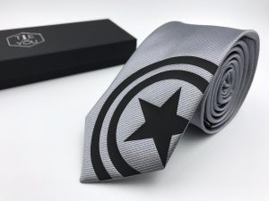 Captain America Tie